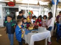 CELEP - Çocuk Yuvasında Kalan 23 Çocuk Hayatlarında İlk Kez Tatil Yaptı