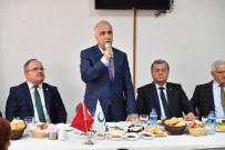 HAYRETTIN BALCıOĞLU - Denizli Valisi Karahan Açıklaması 'Devletler Arasında Uyuşturucu Bir Silah Olarak Kullanılıyor'