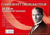 CUMHURBAŞKANLIĞI SENFONİ ORKESTRASI - Ege İpek Yolu Orkestrası Cumhuriyet Bayramı'nda Kuşadalılarla Buluşacak