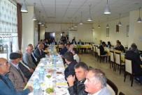 ABDULLAH AKDAŞ - Eğirdir'de Köy Muhtarları Toplantısı Yapıldı