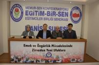 EŞIT AĞıRLıK - Eğitim-Bir-Sen'den Sınav Sistemi Eleştirisi