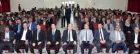 ALPER TAŞ - 'Eğitimde Üç Adım' Projesi Tanıtım Toplantısı İhsaniye'de Yapıldı