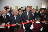 HÜSEYIN ŞIMŞEK - Elazığ'da Şehit Ömer Halisdemir Kütüphanesi