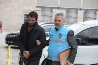 CİNSEL TACİZ - Elle taciz iddiasına tutuklama