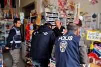 OKUL SERVİSİ - Eskişehir Polisi Çocuklar İçin Denetledi