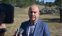 TÜRKIYE KAYAK FEDERASYONU - Gediz Muratdağı Termal Turizm Merkezi Master Planı Onaylandı