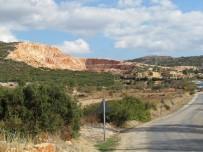 TAŞ OCAĞI - Germiyan'da Taş Ocağı Sıkıntısı Bitmiyor