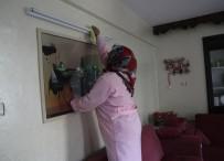 EV TEMİZLİĞİ - Haliliye'de Evde Bakım Hizmeti Yüzleri Güldürüyor