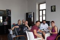 AHMET KURT - 'İntiharın Genel Provası' Tiyatro Severlerle Buluşuyor