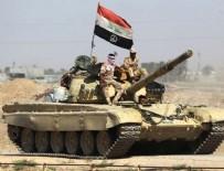 DAEŞ - Irak ordusu Suriye sınırındaki DEAŞ'a yönelik operasyon başlattı