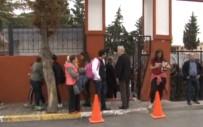 KAVAKLı - İstanbul Fabrika Yangını Okulu Tatil Etti