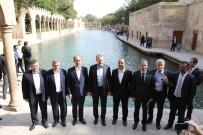 MOZAİK MÜZESİ - İzzetbegoviç, Şanlıurfa'ya Hayran Kaldı