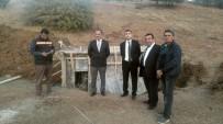 MEHMET TURGUT - Kaman İlçesinde 3 Göletin Sulama Sistemi Yapımına Başlandı