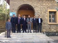 SINIR GÜVENLİĞİ - Kaymakam Dundar, Sınır Güvenliği Toplantısına Katıldı