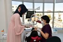 DİŞ TEDAVİSİ - Kepez'den 5 Yıldızlı Sağlık Hizmeti