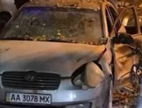 KIEV - Kiev'de patlama! Ölü ve yaralılar var...