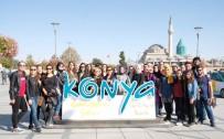YERALTI ŞEHRİ - Kültür otobüsü bu kez üniversite öğrencileri ile yola çıktı