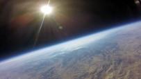 DAĞLıCA - Liseliler Uzaydan Görüntü Çekti