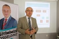Manisa Büyükşehir Personeline 'Netcad' Eğitimi