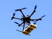 CEPHANE - Meksikalı uyuşturucu çeteleri drone kullanıyor