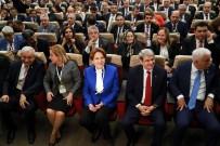 EZİLME TEHLİKESİ - Meral Akşener'in Parti Tanıtımı Çileye Döndü