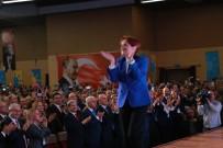 EZİLME TEHLİKESİ - Meral Akşener'in Parti Tanıtımı Çileye Dönüştü