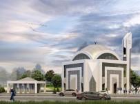 CAMİ PROJESİ - Meram'a Yeni Bir Cami Daha