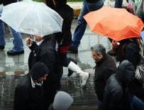BATı KARADENIZ - Meteoroloji İstanbul için saat verdi
