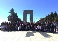 TRUVA - Muhtarlar Çanakkale Ve Bursa'yı Gezdi