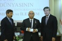 TÜRK KÜLTÜRÜ - Nabi Avcı'ya 'Kazakistan Üstün Hizmet Ödülü'
