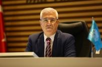 MUSTAFA BOZBEY - Nilüfer Belediyesi'nin 2018 Yılı Bütçesi 370 Milyon TL