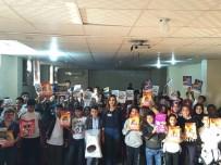 HAYVAN HAKLARı FEDERASYONU - Öğrencilere Hayvanlarla Doğru İletişim Konulu Seminer Verildi