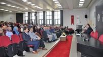 SINOP ÜNIVERSITESI - Rektör Dalgın Açıklaması 'Medeniyetler Çatışması Açıkça Medeniyetler Savaşına Dönüştü'
