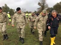 KİREMİTHANE - Sele Kapılan Askeri Arama Çalışmaları Sürüyor