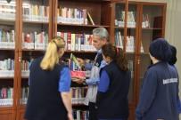 TEOMAN - Standard Profil Grubu Düzce Fabrikası'nda Kütüphane Açtı