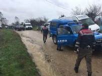 GALATA - Tekirdağ'da Askeri aracın derede akıntıya kapılması (Son gelişmeler)