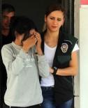 ULUBATLı HASAN - Topuz Yaptığı Saçından 32 Paket Eroin Çıkan Kız Tutuklandı