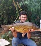 OLTA - Torununun Ağırlığında Balık Yakaladı