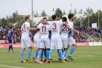 ÇORUM BELEDİYESPOR - Trabzonspor farka gitti ama...