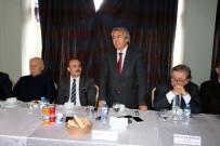 BOZOK ÜNIVERSITESI - UNESCO Türkiye Milli Komisyonu Yozgat Ziyareti Gerçekleştirdi
