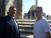 MESCİD-İ AKSA - Yahudi Yerleşimciler Mescid-İ Aksa'ya Baskın Düzenledi