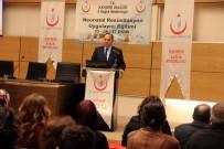 SAĞLIK SEKTÖRÜ - 'Yenidoğan Canlandırma Eğitimi' Başladı