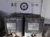 KAÇAK AKARYAKIT - 29 Bin 830 Litre Kaçak Akaryakıt Yakalandı
