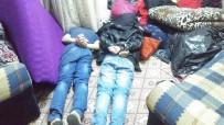 BOŞNAK - 7 Kişilik Suriyeli Aileyi Bıçak Ve Silah Zoruyla Gasp Ettiler