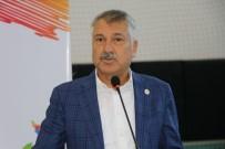 ADANA VALİSİ - Adana Valisi'nden Sporculara Uyuşturucuyla Mücadele Çağrısı Açıklaması 'Canlarını Okuruz'