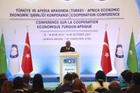 İŞ KADINI - Afrika Devletleri Ankara'da Toplandı