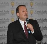 HARUN KARACAN - AK Partili Karacan Açıklaması 'Eğer Bu Memlekette Hizmet Etmek İstiyorsak Beraber Olmalıyız'