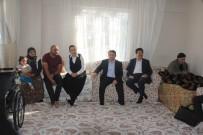 ÖZNUR ÇALIK - AK Partili Öznur Çalık Hakkari'de