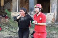 TEKSTİL FABRİKASI - Aydın'da Nefes Kesen Tatbikat