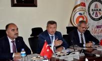 ŞEHMUS GÜNAYDıN - BAKA Yönetim Kurulu Antalya'da Toplandı